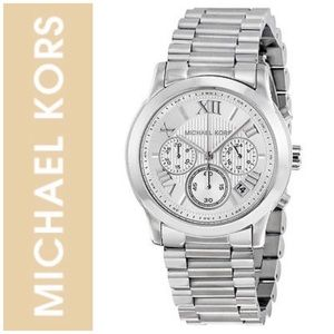 Michael Kors ST Cooper Chronograph Dial Watch